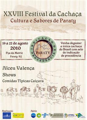 XXVIII Festival da Cachaça
