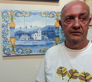 Humberto Souza Lima doou sua obra aos festeiros de Nossa Senhora dos Remédios