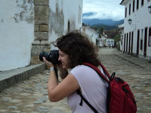 Fotógrafos do mundo inteiro se reunem em Paraty