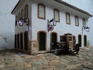 maquete centro histórico