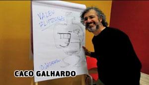 Caco Galhardo, clássicos em quadrinhos