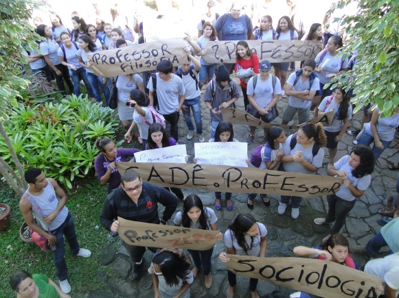 Movimento Estudantil
