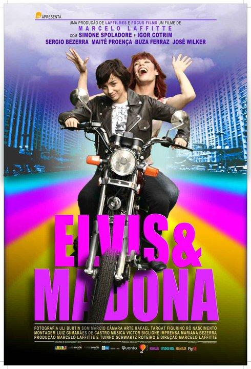 Elvis e Madona Nacional Dublado